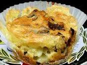 Muffin camembert