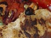 Tarte rustique légumes soleil & haricots rouges