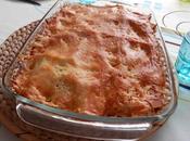 Lasagnes saumon, carottes patates douces