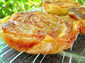 Tartelette pommes poires caramel