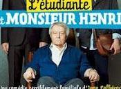 L'étudiante monsieur Henri