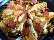 Paella selon
