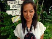 Beautés monde janjira, thailandaise