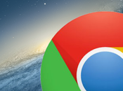 Google Chrome passe version pour
