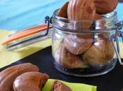 Madeleines cacao poivre long Java