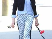 tentait pantalon pyjama comme Michelle Williams