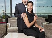 Hier encore avec Alessandra Sublet Charles Aznavour soir France