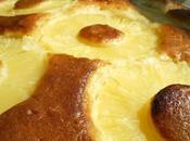 gâteau yaourt ananas