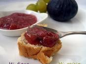 confiture figue raisin!