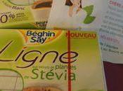 Ligne sucre stevia