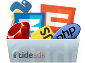 TideSDK, développement d'applications desktop multiplateformes avec HTML5, CSS3, Javascript
