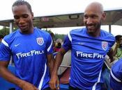 Drogba, Anelka, Keita… salaires foot Chine