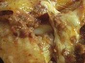 "Gratin pâtes mozzarella ""Pasta forno"""