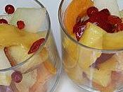 Salade fruits multivitaminée