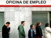 Inquiétante hausse chômage Espagne