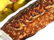 Cake coings figues fraîches séchées