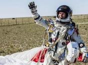 Felix Baumgartner stratosphérique!