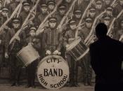 """City Band"" 1200h travail crayons plus tard, oeuvre monumentale Chris LaPorte, GRAM, Michigan Dessin photo-réaliste"