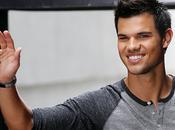 Taylor Lautner Brésil Conférence Presse