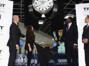 Danica Patrick participe dévoilement nouvelle horloge