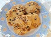 Cookies corn flakes pépites chocolat