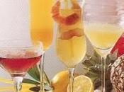 Cocktails pétillants