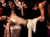peintures Caravage prennent dans clip irlandais