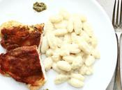 Escalopes Dinde l'Italienne gnocchis parmesane
