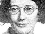 Simone Weil, Parvis...