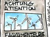 Arte manipule dossier éolien