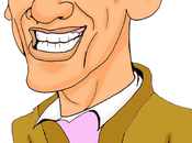 Caricature Dany Boon