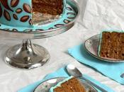 choses j'ai apprise premier gâteau pâte sucre peint Gâteau Patate douce glaçage Sirop d'Érable.