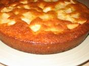 Gâteau yaourt pommes