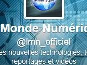 Suivez Monde Numérique Twitter @lmn_officiel