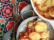 Clafoutis pommes terre, chorizo [sans gluten]