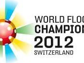 Début Championnats Monde Floorball 2012