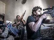 SYRIE Pierre Piccinin direct d'Alep rebelles syriens grosse difficulté