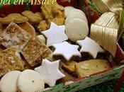 Recette d'Alsace petits gâteaux Noël