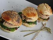 Mini-Burger Foie Gras
