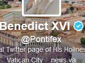 premier tweet Pape Benoit attendu pour décembre