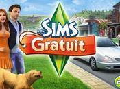 Sims GRATUIT iPhone iPad, célébrez l'esprit Noël...