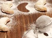 Kurbiskernkipferl croissants graines courge gâteaux autrichiens Avent pour salon SugarNweb