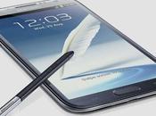 Samsung Galaxy Note encore plus grand préparation