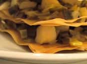 #Calendrier l'avent J-11 Millefeuille noix pétoncles, fondue poireaux espuma whisky