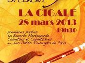 Collègas concert Cigale Paris… évènement