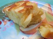 Gâteau très moelleux pommes