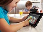 Pour Noël enfants veulent tablettes: comparatif