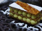 Mille feuille intensement vanille......