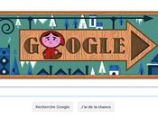 Doodle: Google fête petit chaperon rouge