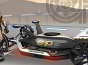 voiture volante électrique